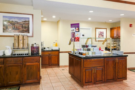Residence Inn Oklahoma City South/Crossroads Mall: Breakfast