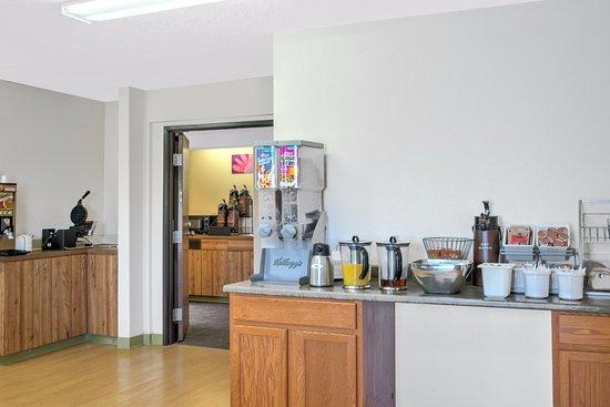 ไทกอนเดอโรกา, นิวยอร์ก: Breakfast Room