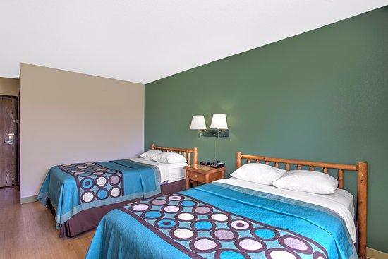 ไทกอนเดอโรกา, นิวยอร์ก: Two Double Bed Room