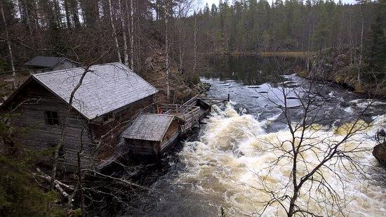 Kuusamo, Finlandia: oulangan kansallispuisto