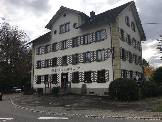 Deggenhausertal, Jerman: Ein tolles Haus mit guter Karte