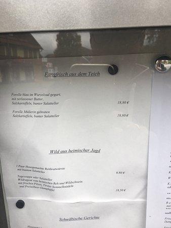 Deggenhausertal, Alemanha: Ein tolles Haus mit guter Karte