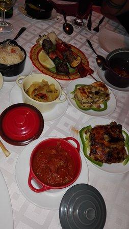 Restaurante la cocina chipriota en fuengirola con cocina - Cocinas fuengirola ...