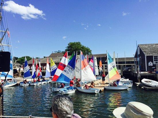 Argia Cruises: Mystic Seaport Museum sail class begins