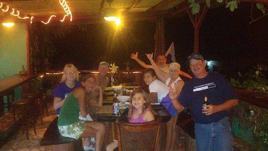 Portobelo, Panama: Captain Jack's