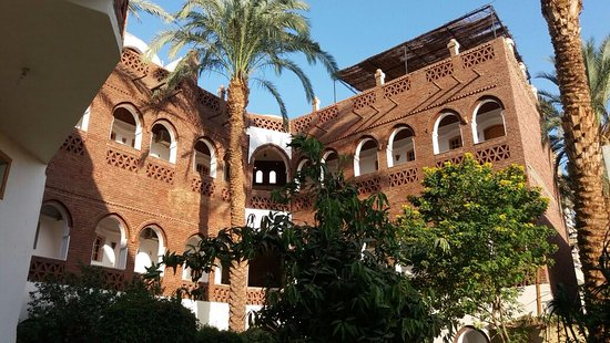 Hotel Sheherazade: Hotel with nice garden