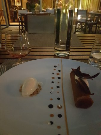 Hotel InterContinental Geneve: Dessert