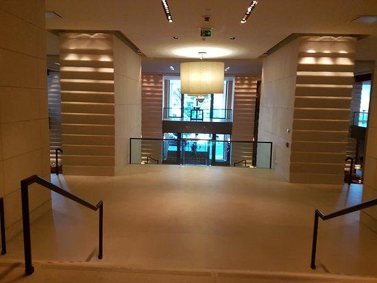 Hotel InterContinental Geneve: reception lounge
