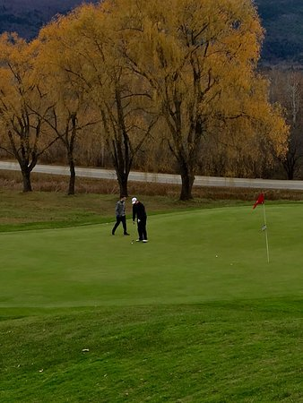 Manchester, VT: Beautiful course, well maintained, a real jewel!