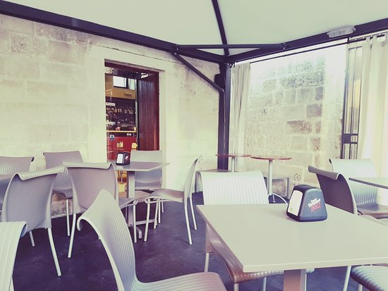 San Cassiano, Italië: Caffetteria Ducale