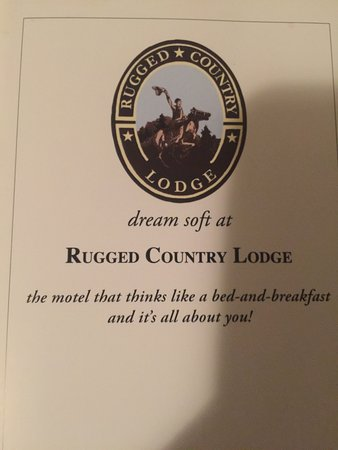 Rugged Country Lodge: photo4.jpg