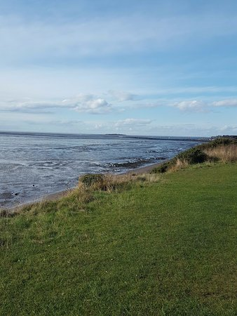 View from Wirral Way Thurstaston