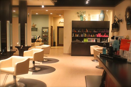 Janesville, WI: We offer 8 Styling Station and a separate Color Bar Processing Area.
