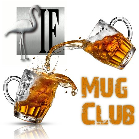 Corning, estado de Nueva York: We have a Mug Club. And it's awesome. 22oz of beer at 16oz pricing