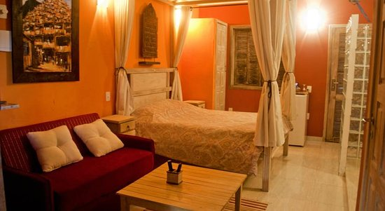 Gavea Tropical Boutique Hotel : Suite