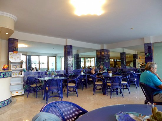 Conca Park Hotel: Pool Bar
