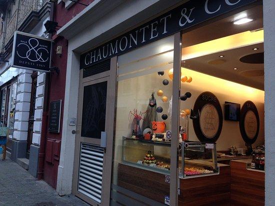 Chaumontet co thonon les bains restaurant avis for S bains restaurant