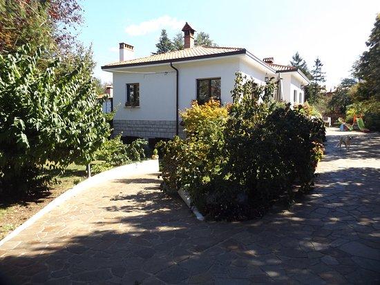 Bilde fra Villa Opicina