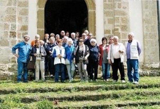 Cellere, Italia: Gruppi in visita alla Chiesa con guida abilitata Marianna Febbi