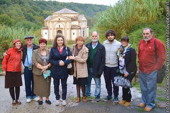 Cellere, Ιταλία: Gruppi in visita alla Chiesa con guida abilitata Marianna Febbi