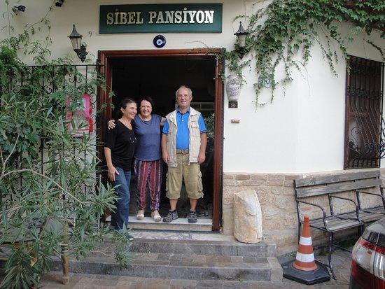 Sibel Pansiyon: Pansiyon Hatırası.