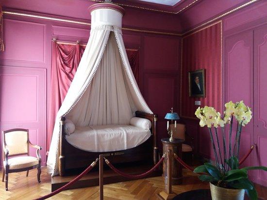 Βιλαντρί, Γαλλία: une chambre