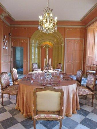 Βιλαντρί, Γαλλία: la salle à manger