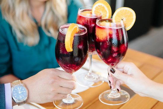 Abbotsford, Καναδάς: Cactus Club Cafe Signature Sangria