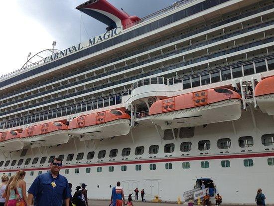 Port of Galveston Photo