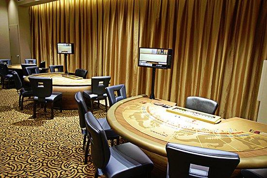 Century Casino and Hotel Edmonton : High Limit Gaming Rooms