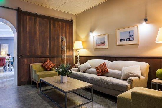 Hôtel Edmond Rostand: Espace Détente