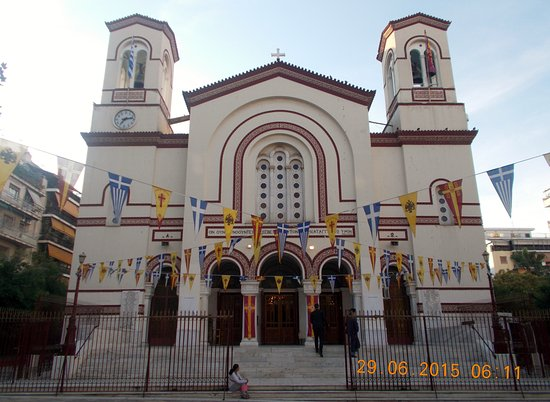Agios Pavlos Church