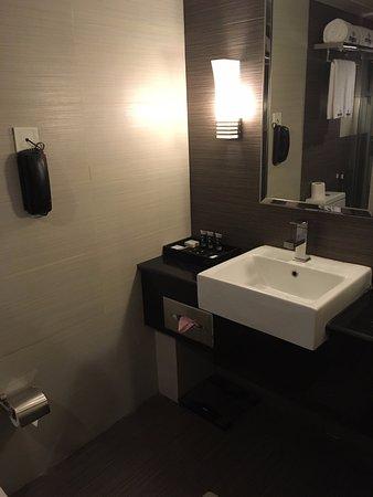 Bathroom In Long Beach Suites Dhaka Bangladesh