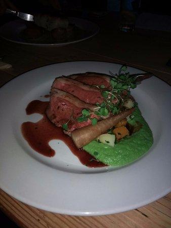 Didcot, UK: Rump of Lamb