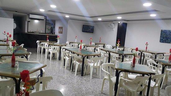 Hotel Sevilla Plaza : RESTAURANTE