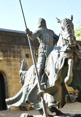 Alnwick, UK: Sir Henry Percy- Hotspur