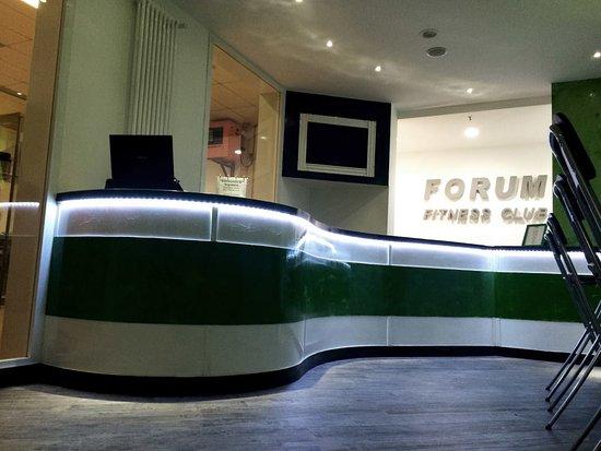 B&B Forum Wellness Station