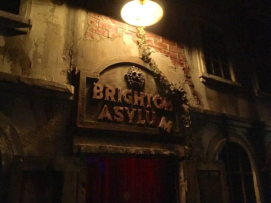 Passaic, NJ : Brighton Asylum