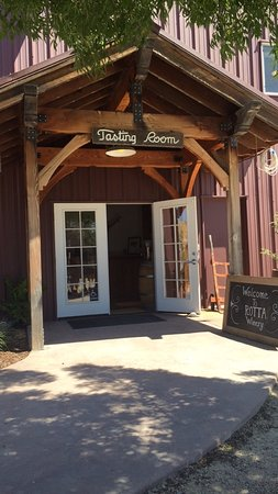 Templeton, CA: Main Tasting Room Entrance