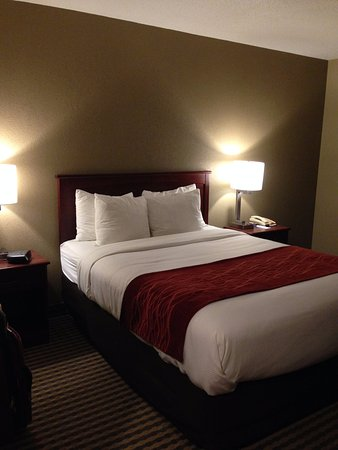 Carneys Point, Nueva Jersey: King Bed Room
