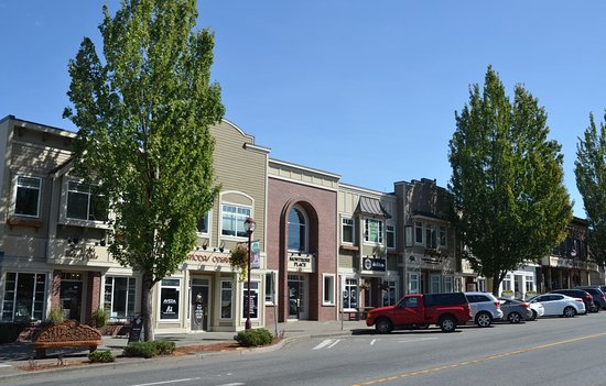 Historic Downtown Abbotsford