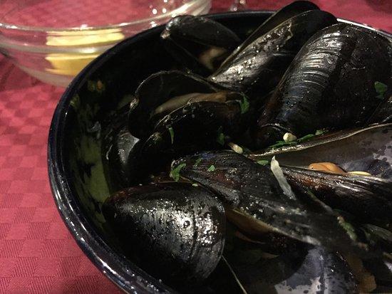 Mascali, إيطاليا: Mussels