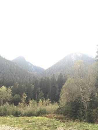 North Vancouver, Canada: More views from the trail