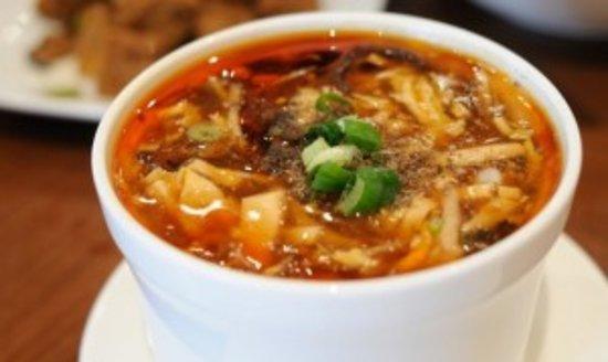 Cambridge, Kanada: hot & sour soup