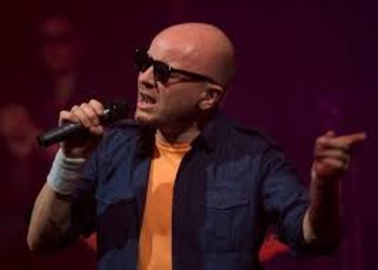 Crewe, UK: Phil Collins tribute 21st October 2016
