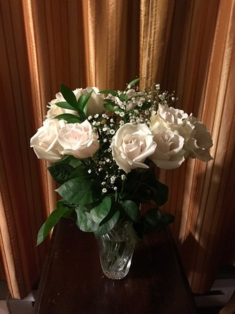 Guysborough, Canada: Welcome Flowers