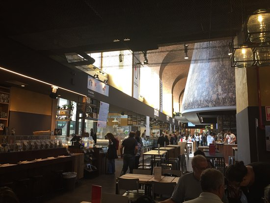 mercato centrale roma the new central market food hall in rome