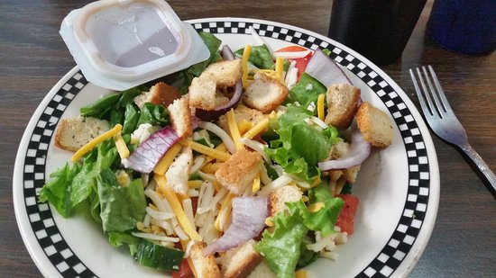 Churchville, VA: Salad