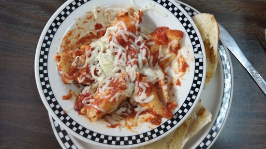 Churchville, VA: Stuffed Shells