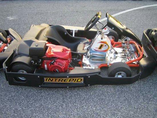 San Lorenzo di Trevi, Italia: Pista karting Arcobaleno